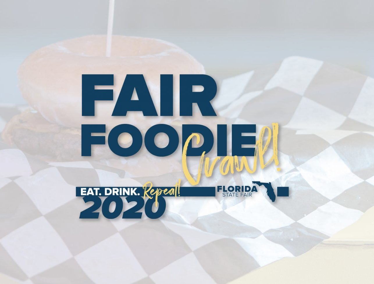 Fair Foodie Crawl – Florida State Fair With Regard To Florida State Fairgrounds Schedule Of Events