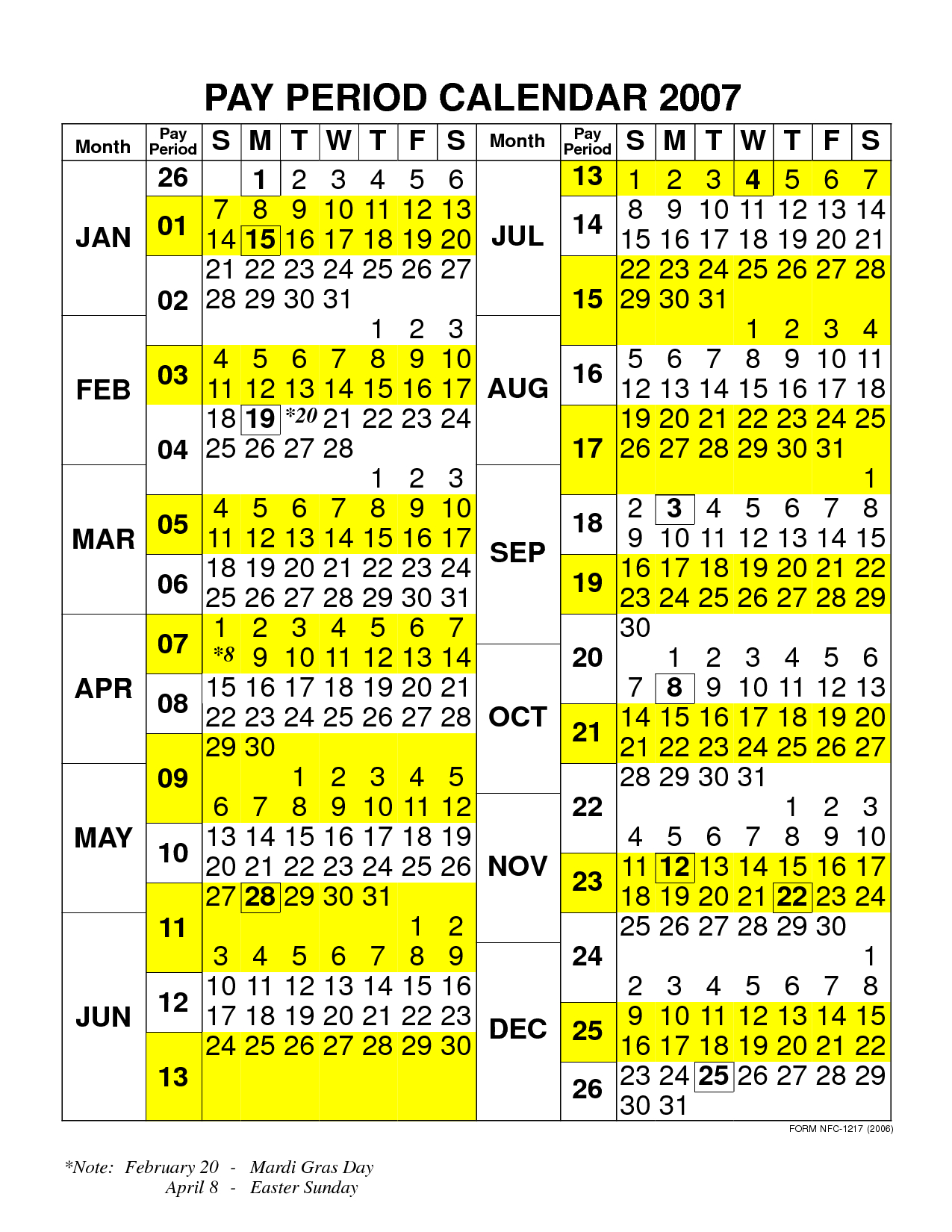 Federal Pay Period Chart - Caska in 2015 Pay Period Calendar Federal