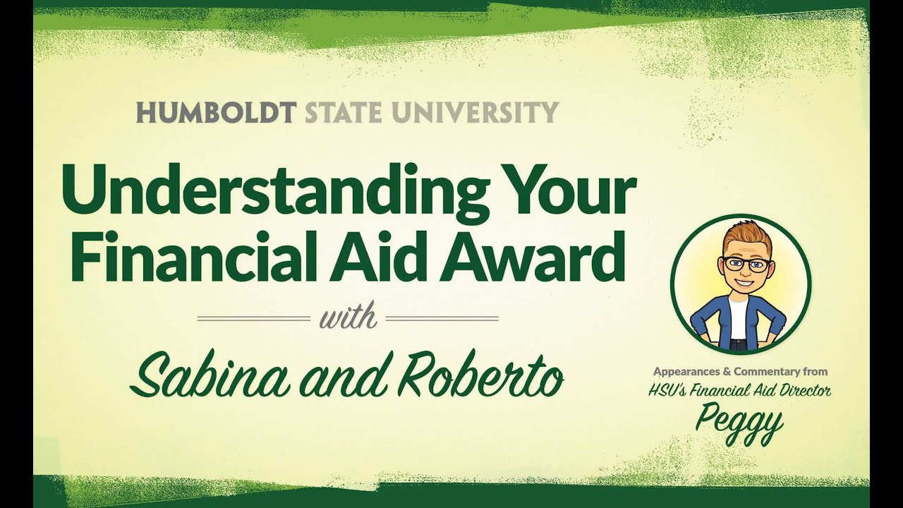 Financial Aid Inside Humboldt State University Academic Calendar 2021