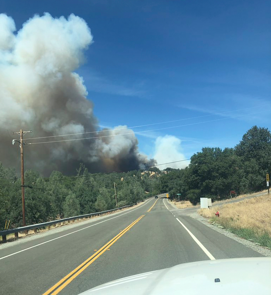 Firefighters Battle Mountain Fire In Shasta County Pertaining To Shasta County Court Schedule