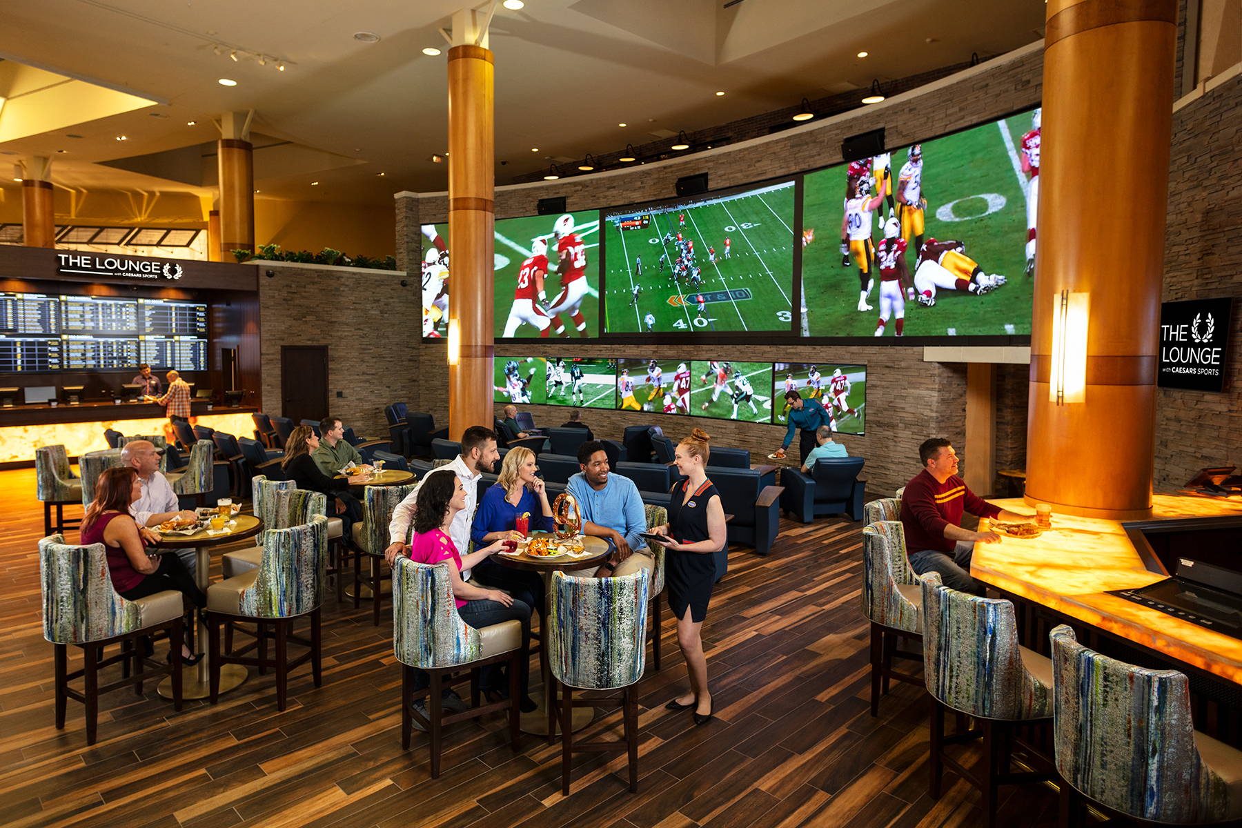Football Party Near Syracuse Turning Stone Resort Casino Throughout Inn At Turning Stone