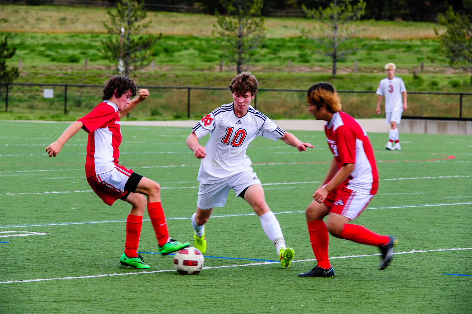 Fountain Valley Kent Denver Boys Soccer | Chsaanow Within Fountain Valley Hs Holiday Schedule