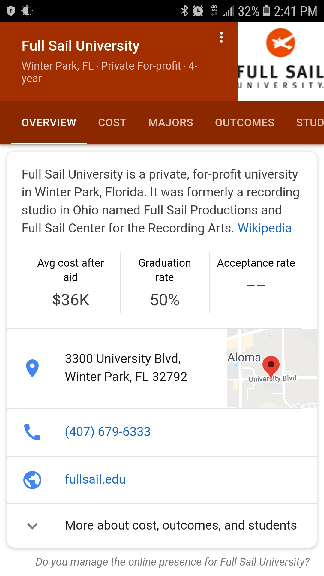 Full Sail Only Has A 50% Graduation Rate, Compared To My with regard to Full Sail Semester Schedule