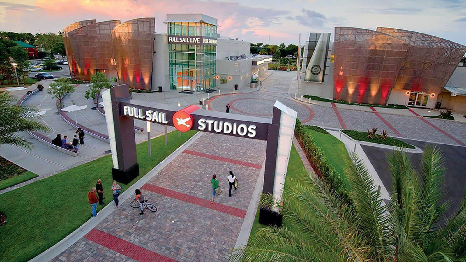 Full Sail Stories Within Full Sail University Winter Break