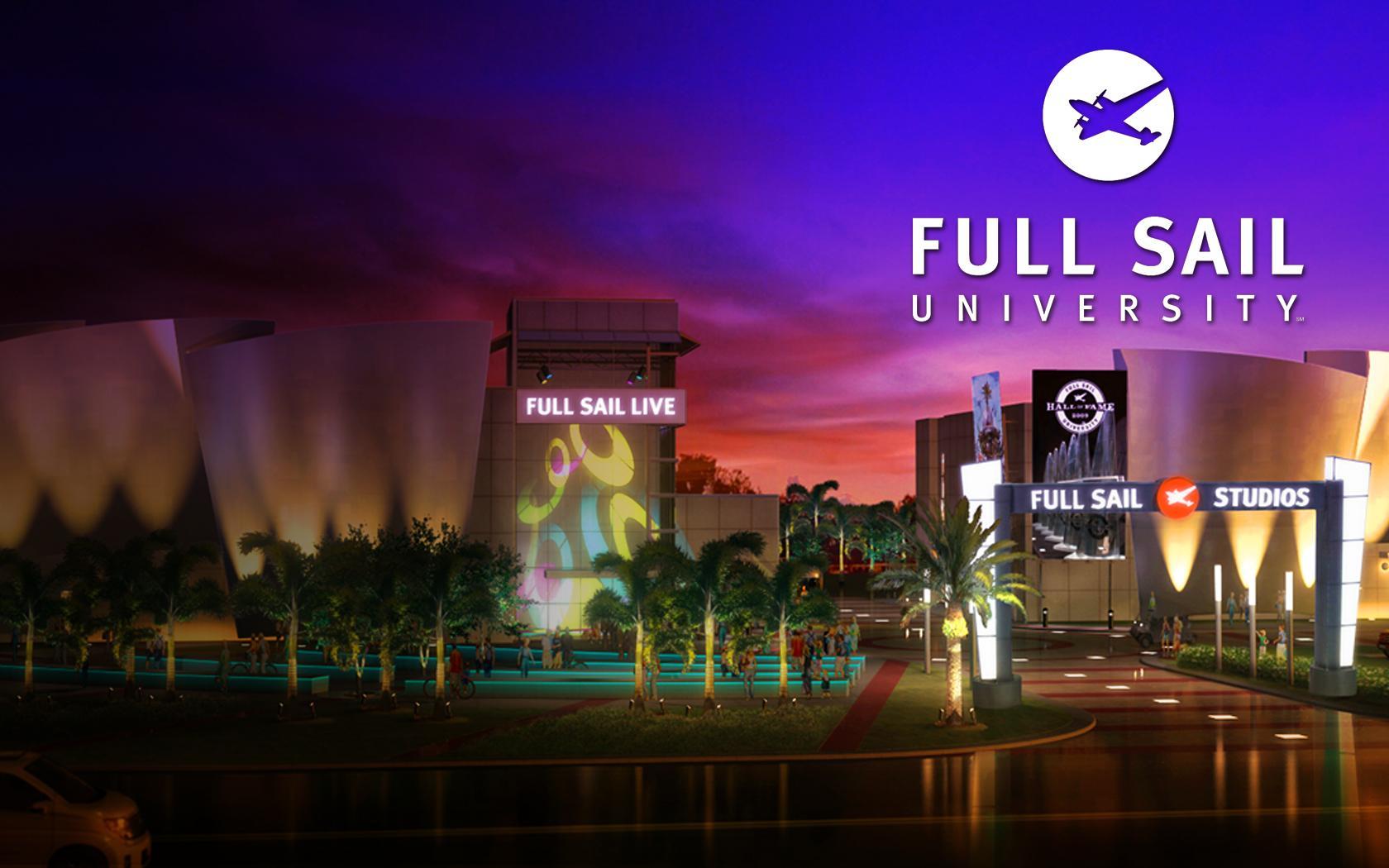 Full Sail University – Apply Study Pertaining To Full Sail University Winter Break