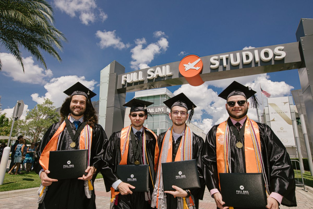 "Full Sail University On Twitter: ""when Is Your Expected In Full Sail University Holiday Schedule 2021"