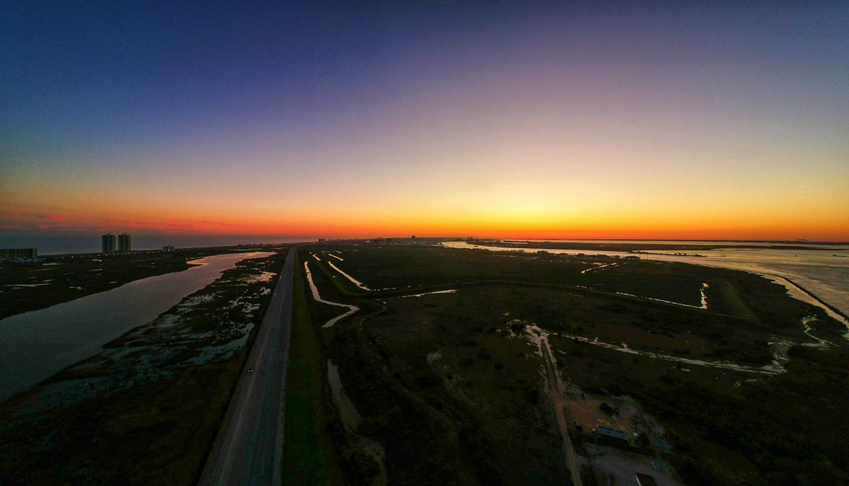 Galvestonbay Hashtag On Twitter With Zip Code 71112 Sunrise Sunset