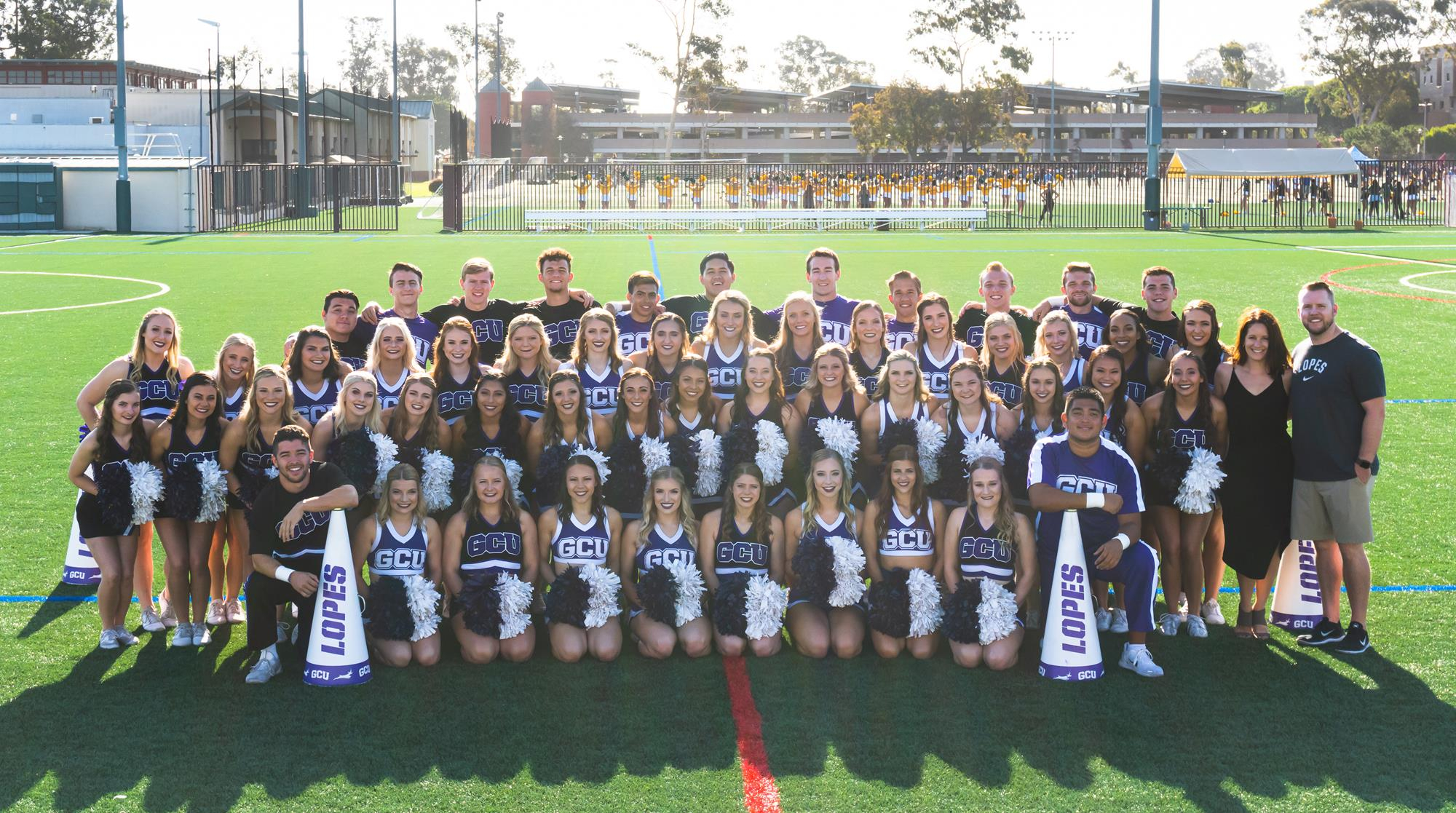 Gcu Cheerleaders General Information - Grand Canyon Inside Grand Canyon University Summer School Schedule