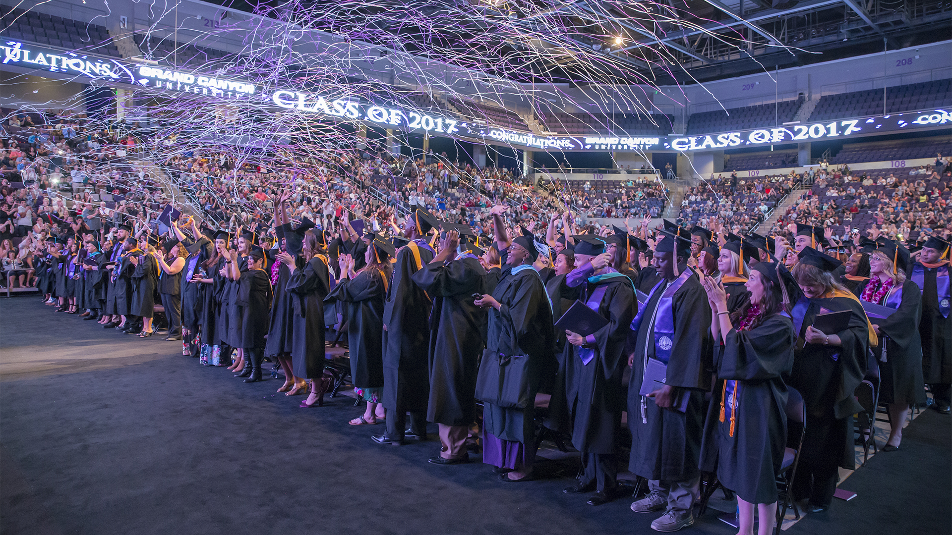 Gcu Student Athletes Once Again Improve Graduation Success In Grand Canyon University Summer School Schedule