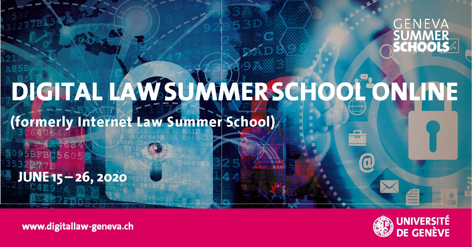 Geneva Summer Schools • Digital Law With Georgia State Summer School Schedule