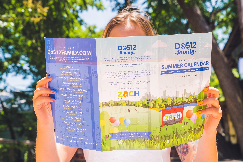 Get Your Free Do512 Family Austin Summer Calendar! – Do512 For To Do In Austin Calendar