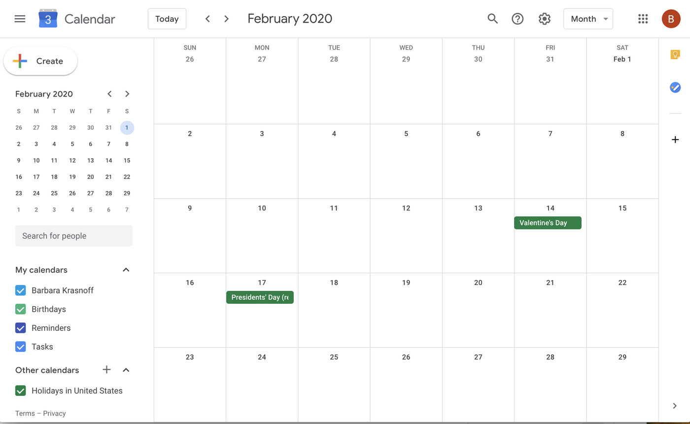 Google 101: How To Add More Calendars To Your Google Intended For Google Calender Adding Notes
