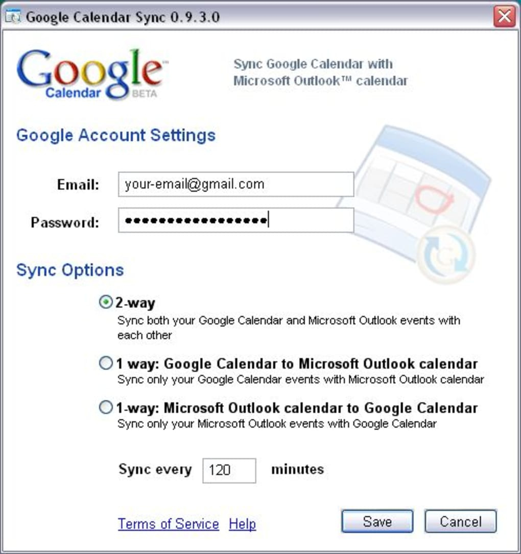 Google Calendar Sync – Download With Outlook Google Calendar Synchronize