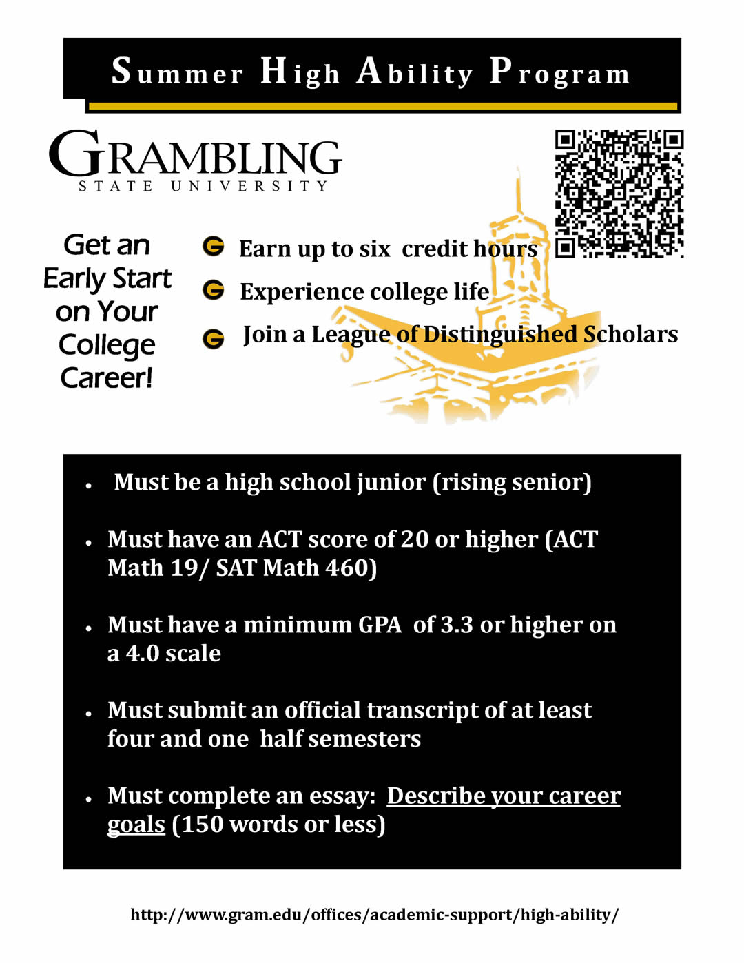 Grambling State University – Grambling State University With Gsu Edu Academic Calendar