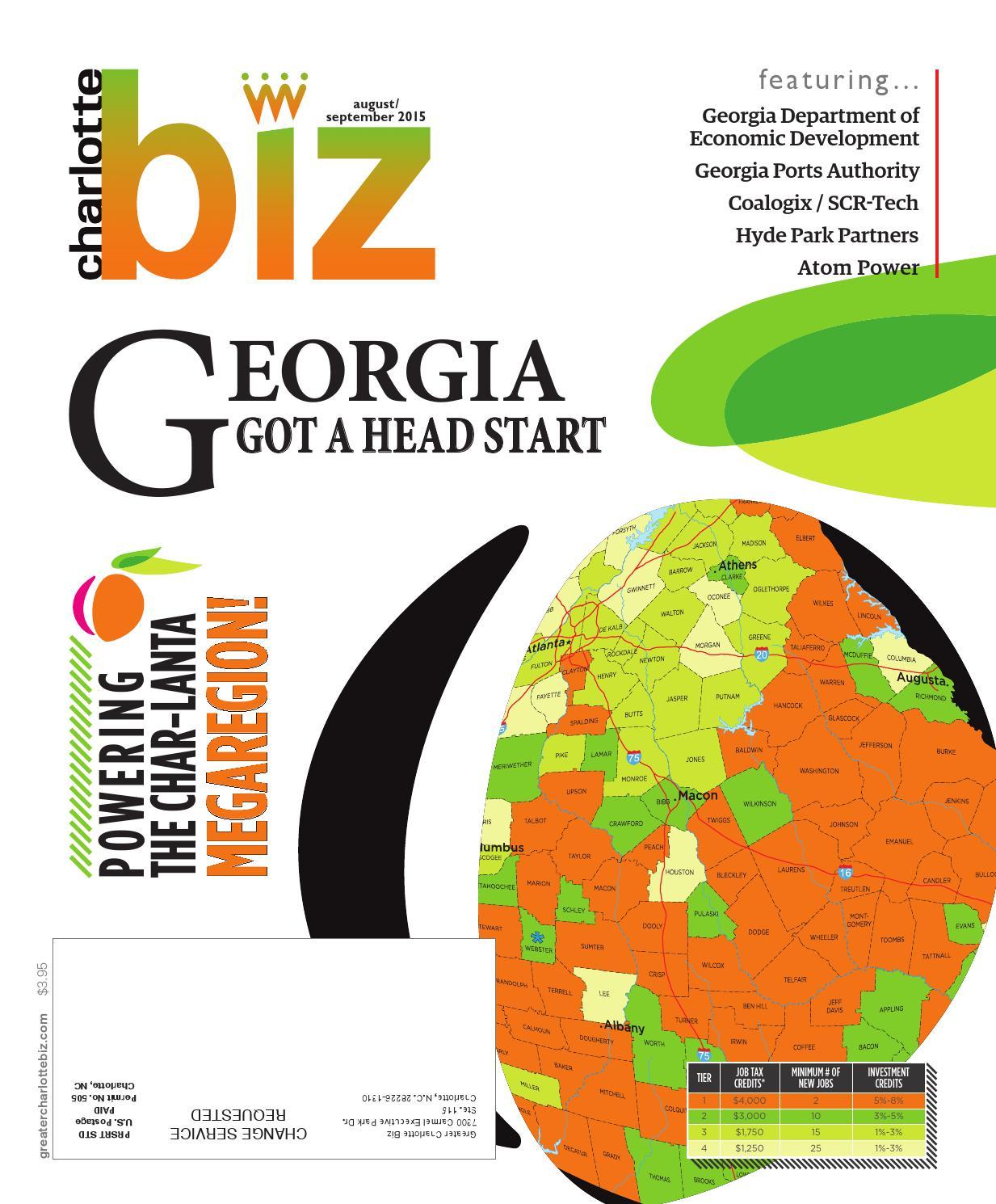 Greater Charlotte Biz 2015.08 09 August September 2015 With 2021  2020 School Calendar Bartow Fl Polk County Schools