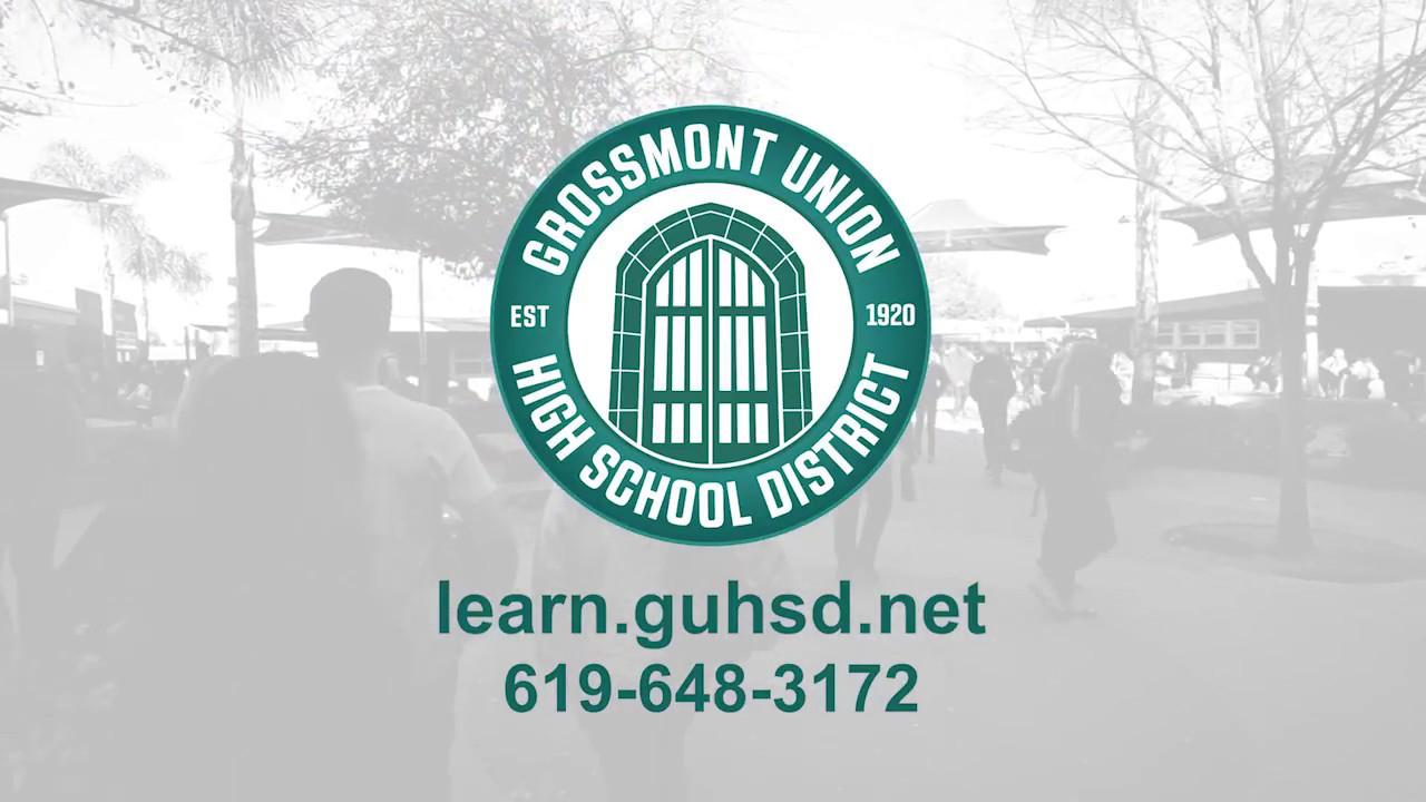 Grossmont Union High School District, El Cajon, Ca Pertaining To Grossmont High School Academic Calendar