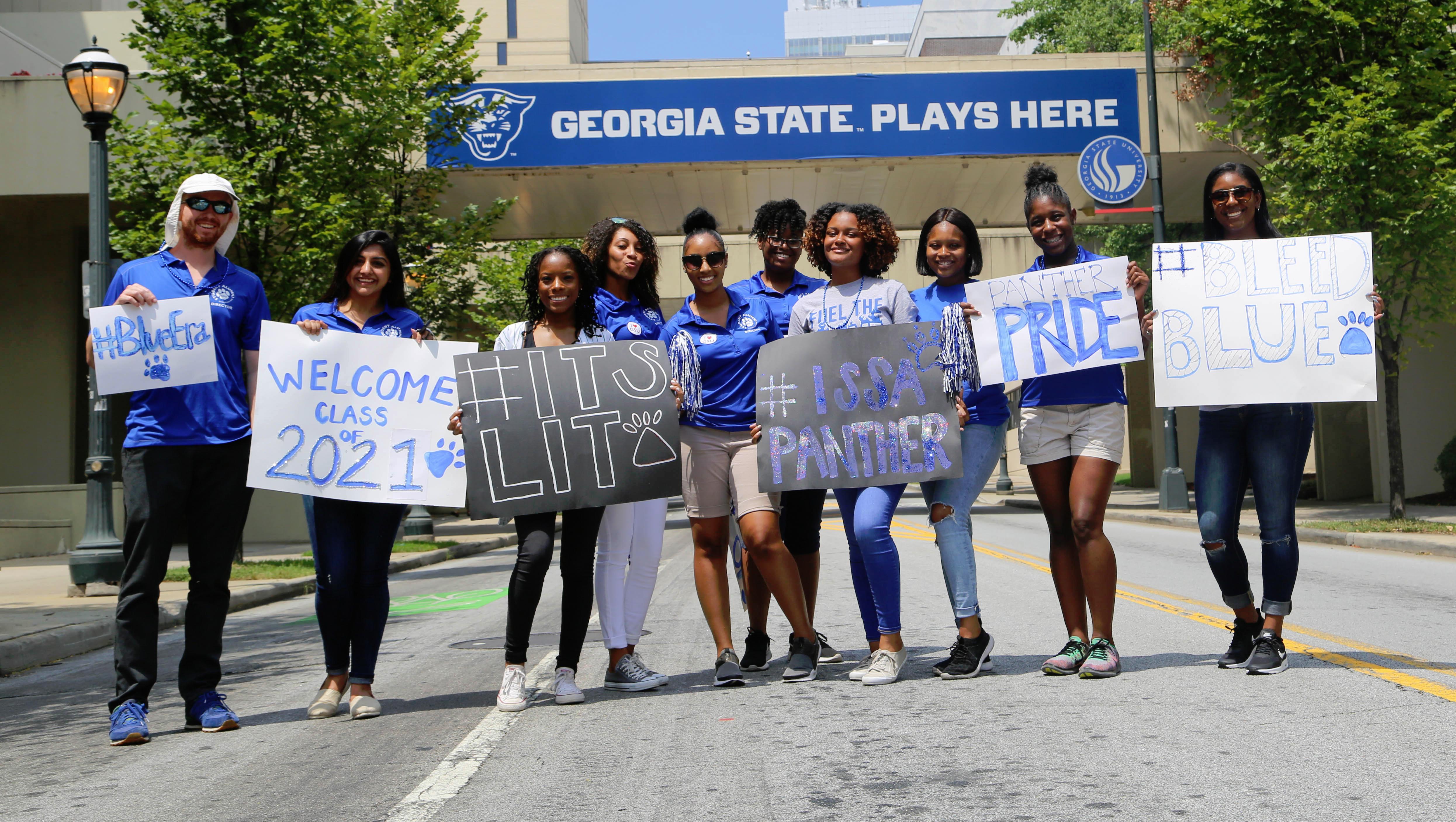 Gsu Alumni Association - Student Alumni Association With Regard To Georgia State University 2021 Calendar