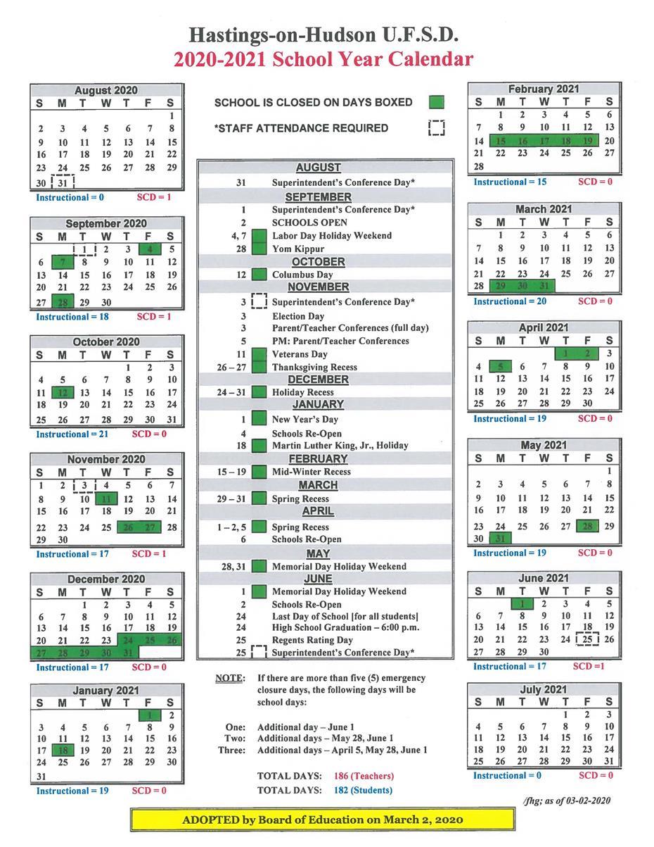 Hastings On Hudson U.f.s.d. / Homepage Pertaining To Dutchess County Fair Ground 2021 Calendar