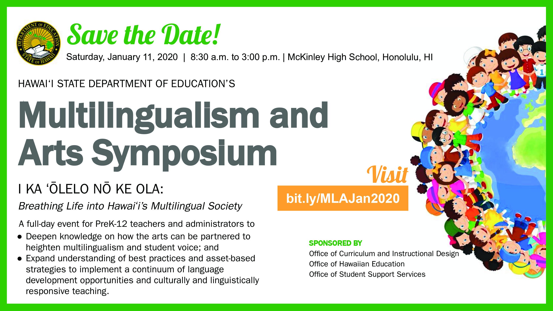 Hawaii Doe | Multilingualism Within Doe State Of Hawaii School Calendar