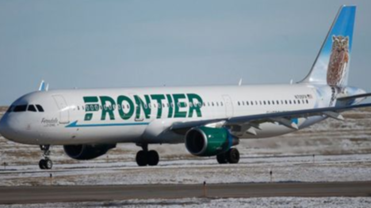 Here's What's Not Included In Your Frontier Airlines Fare In Frontier Airlines Low Fare Calendar