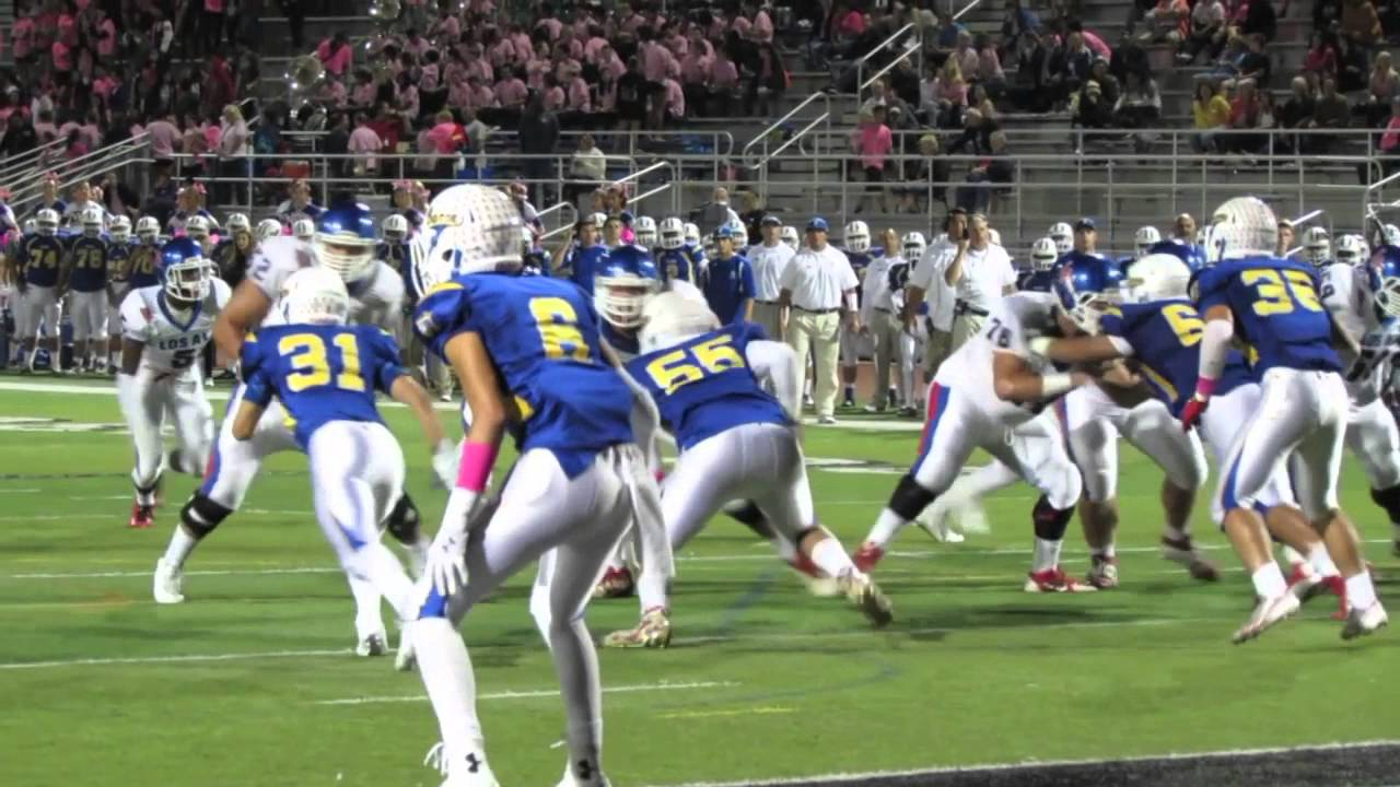 High School Football: Los Alamitos Vs. Fountain Valley Throughout Fountain Valley Hs Holiday Schedule