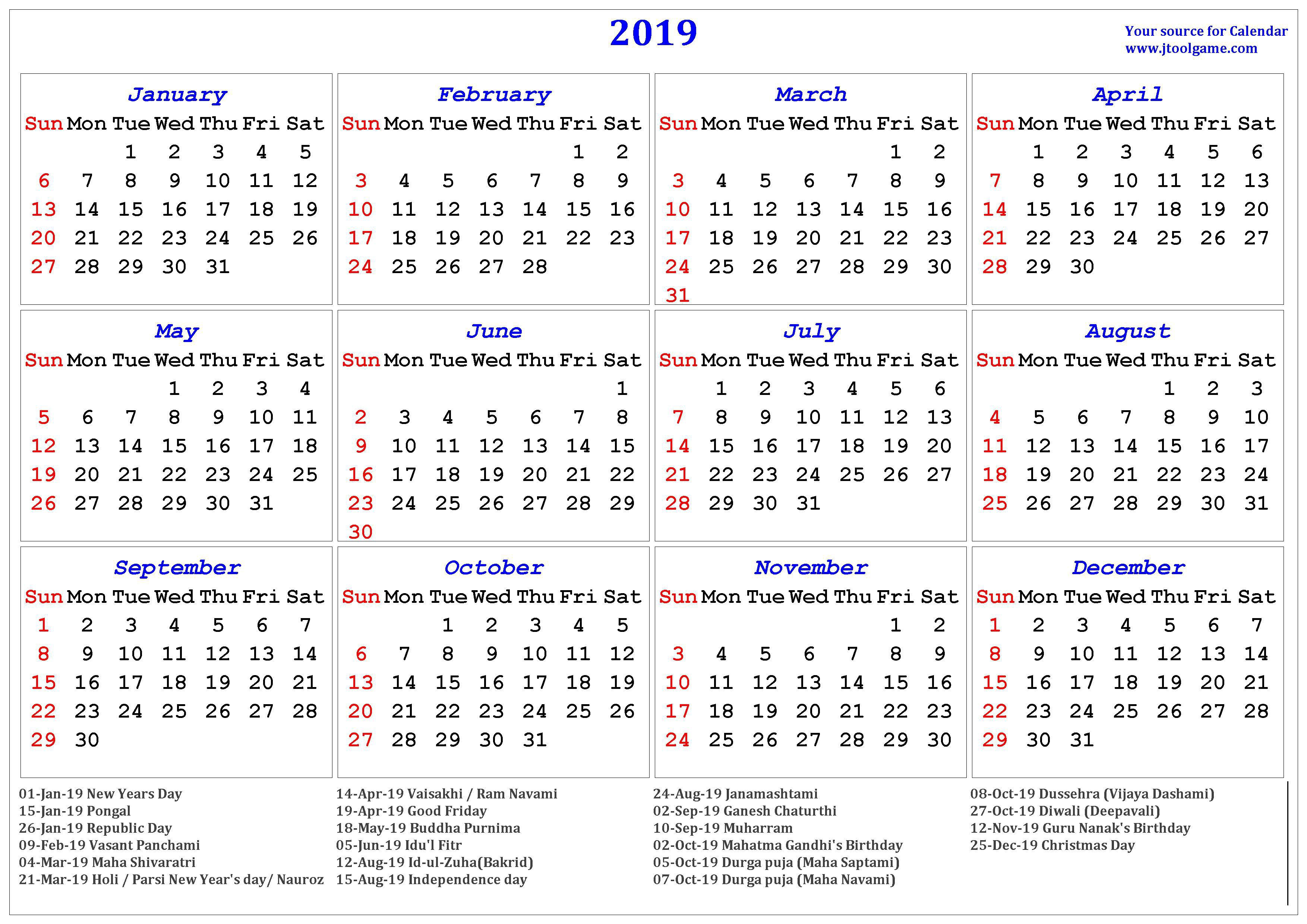 Hindu Calendar 2019 – Marry Steven – Medium Inside How To Read Telugu Calendar