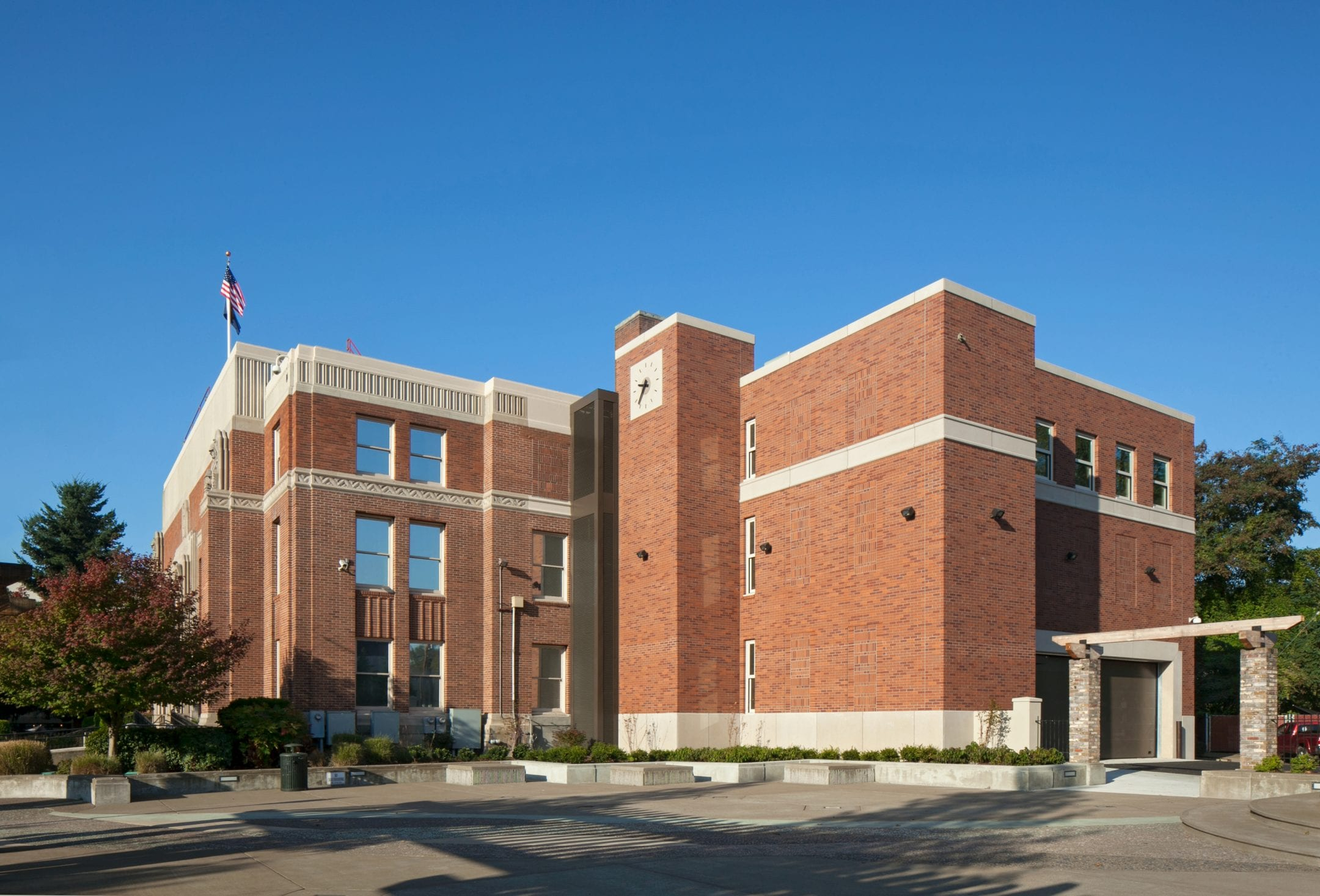 Hoffman Construction — Clackamas County Courthouse Renovation Throughout Clackamas County Courthouse Schedule