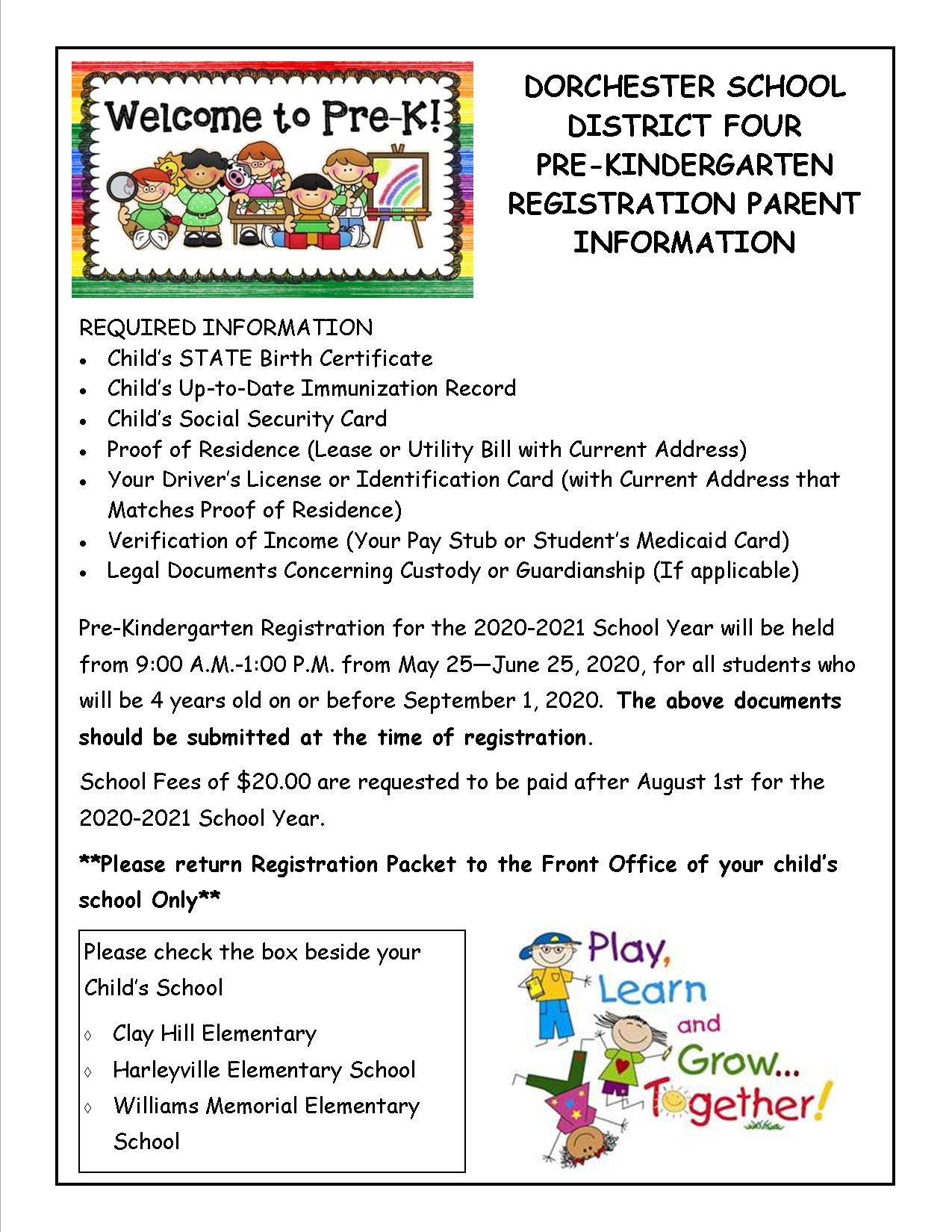 Home – Harleyville Elementary School Within Dorchester County School District 02 Calendar