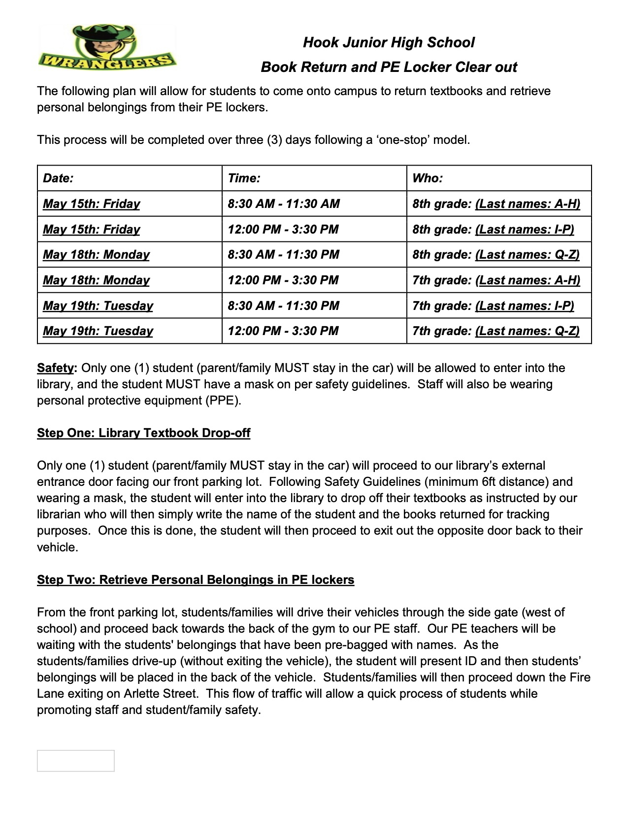 Home - Imogene Garner Hook Junior High School For Victorville School District Class Schedule