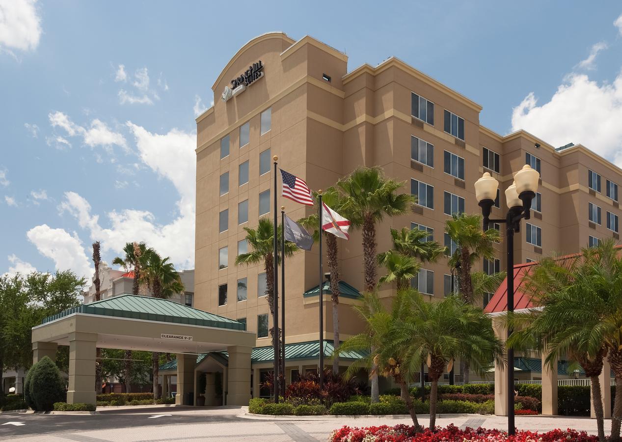 Hotel Springhill Suites Convention Center, Orlando, Fl Pertaining To Orlando Convention Center Schedule September 2021