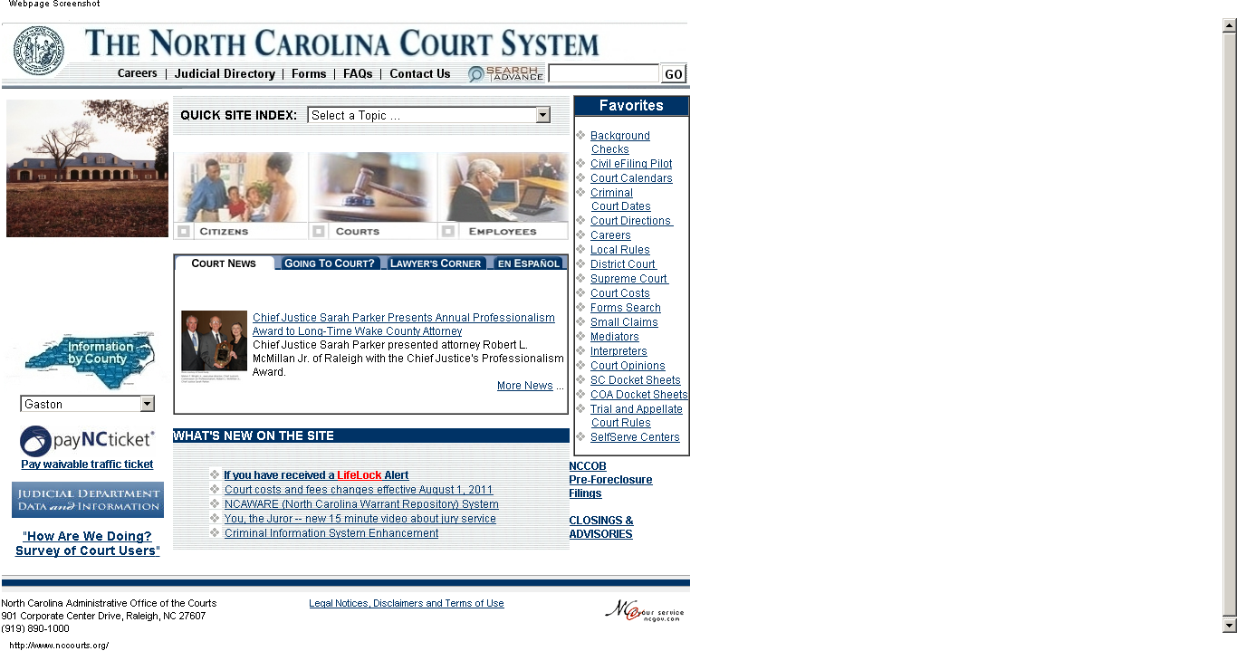 How Do I Find My Court Date If I Don't Have My Ticket For Nc Court Schedule System By The Name