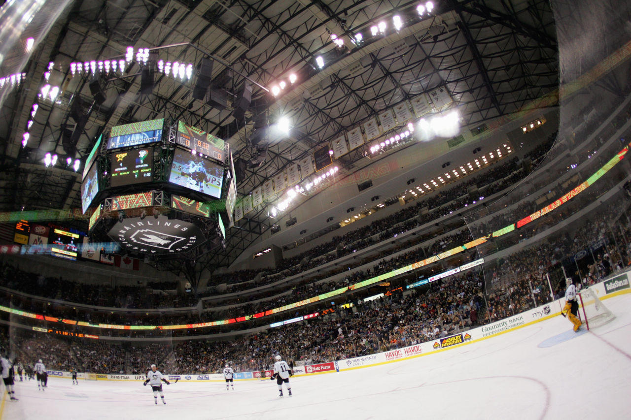 How Pro Sports Teams Can Share Their Space | New Hampshire With Regard To American Airlines Center Printable Calendar