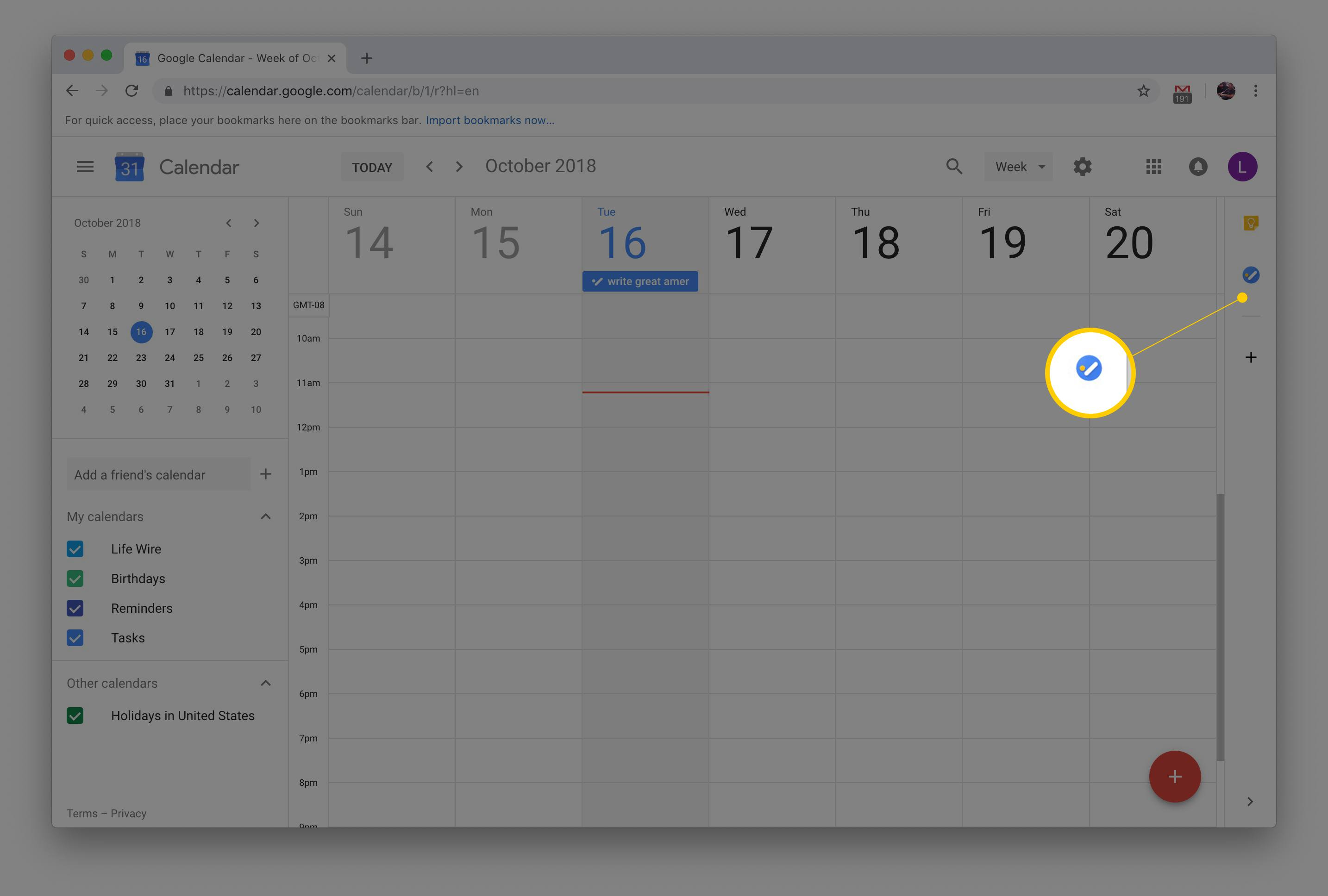 How To Add Tasks To Google Calendar in Add Tasks To Google Calender On Ipad