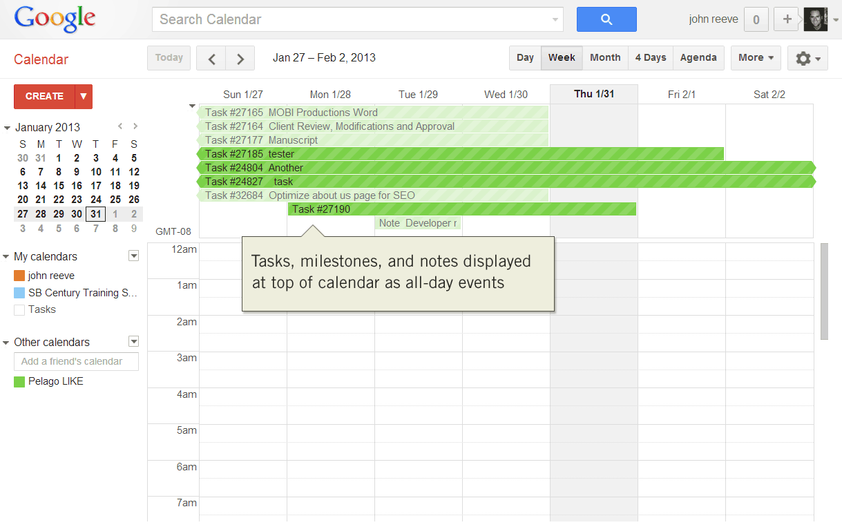 How To Add Your Intervals Icalendar Subscription To Your With Google Calender Adding Notes