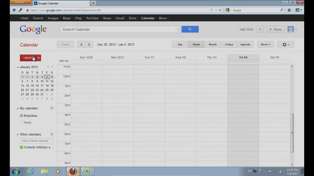 How To Export Excel To Google Calendar For Convert Excel Spreadsheet To Calendar