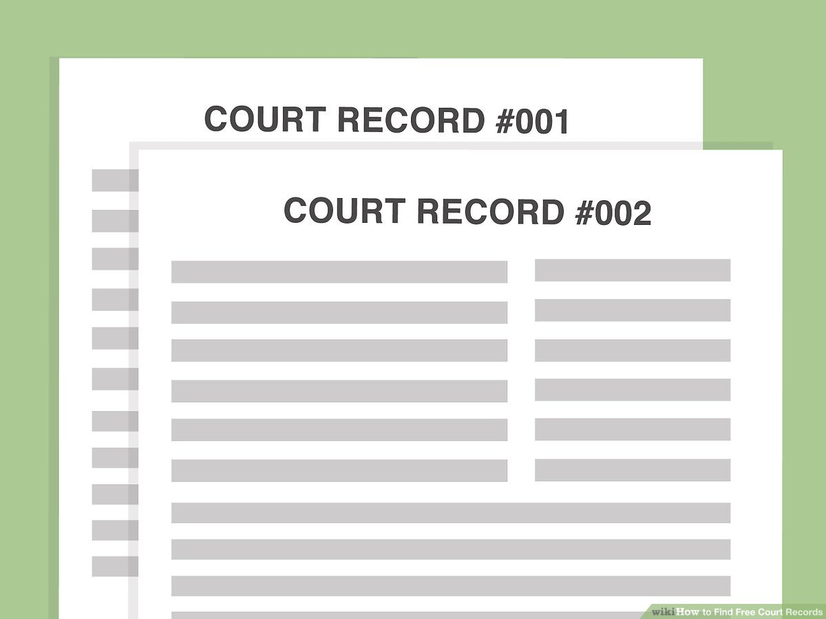 How To Find Free Court Records: 8 Steps (With Pictures In Clackamas County Criminal Court Calendar