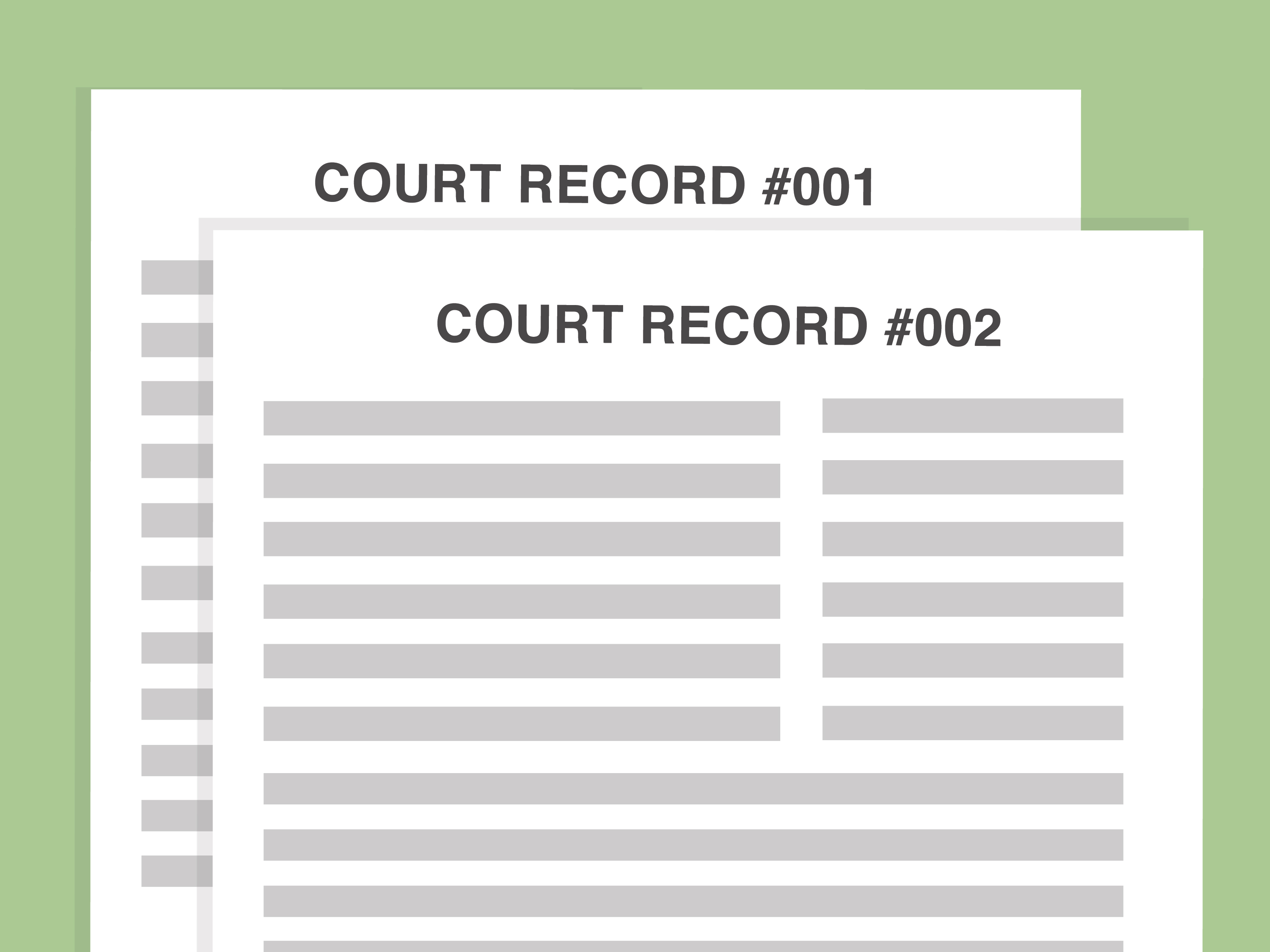 How To Find Free Court Records: 8 Steps (With Pictures Throughout Nc Court Schedule System By The Name