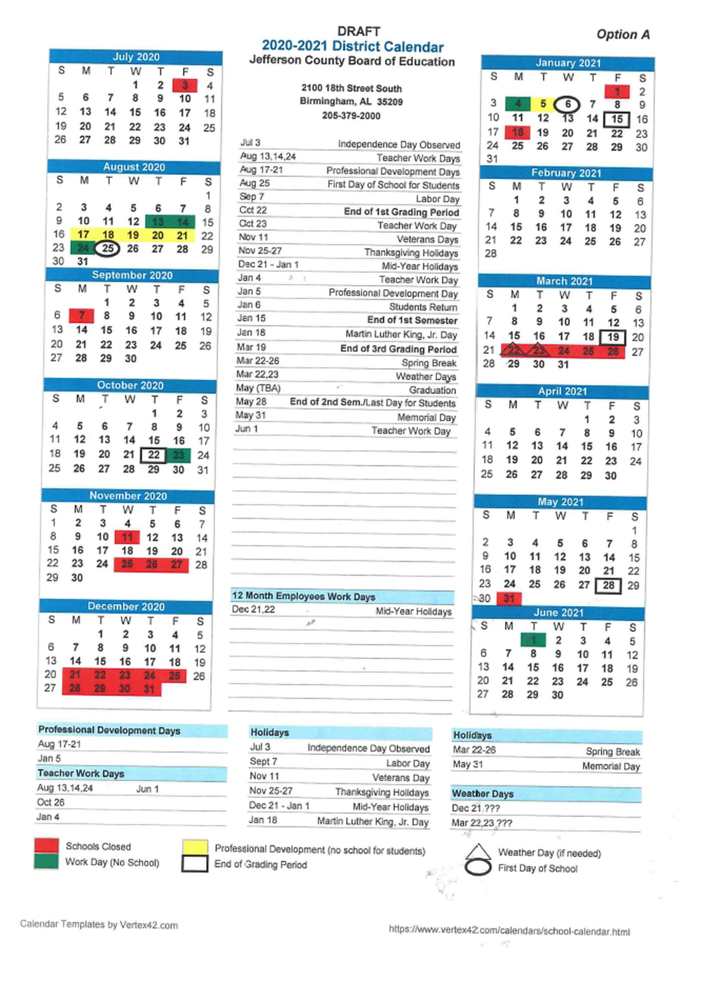 Jefferson County School Students Could Start School In Intended For Jefferson County Colorado School Calendar