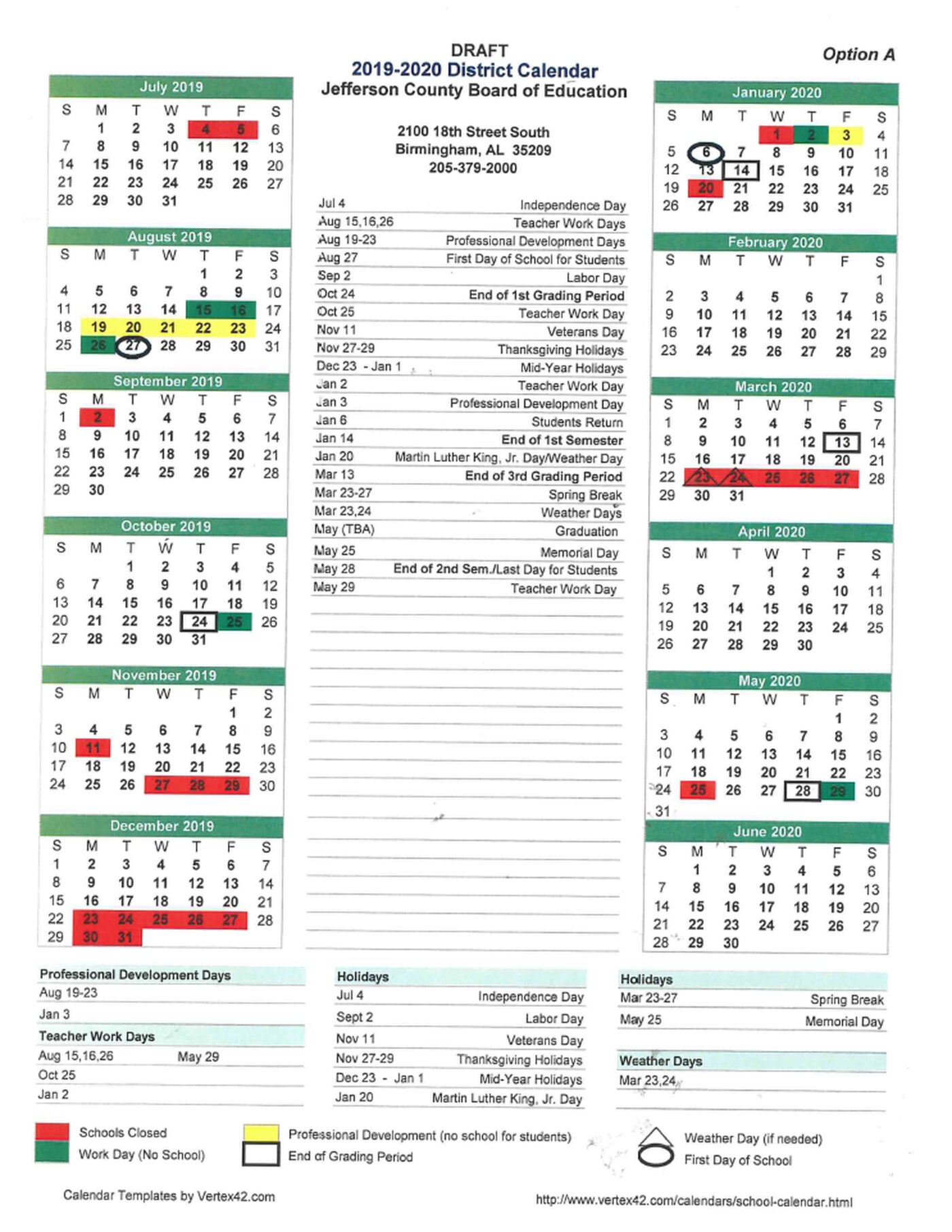 Jefferson County School Students Could Start School In Regarding Jefferson County Colorado School Calendar