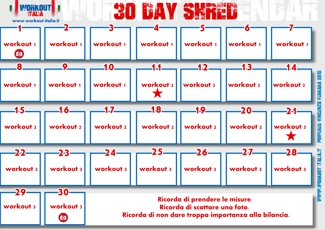 Jillian Michaels Body Shred Pdf - Gpdigital Intended For Body Revolution Jillian Michaels Calendar Pdf