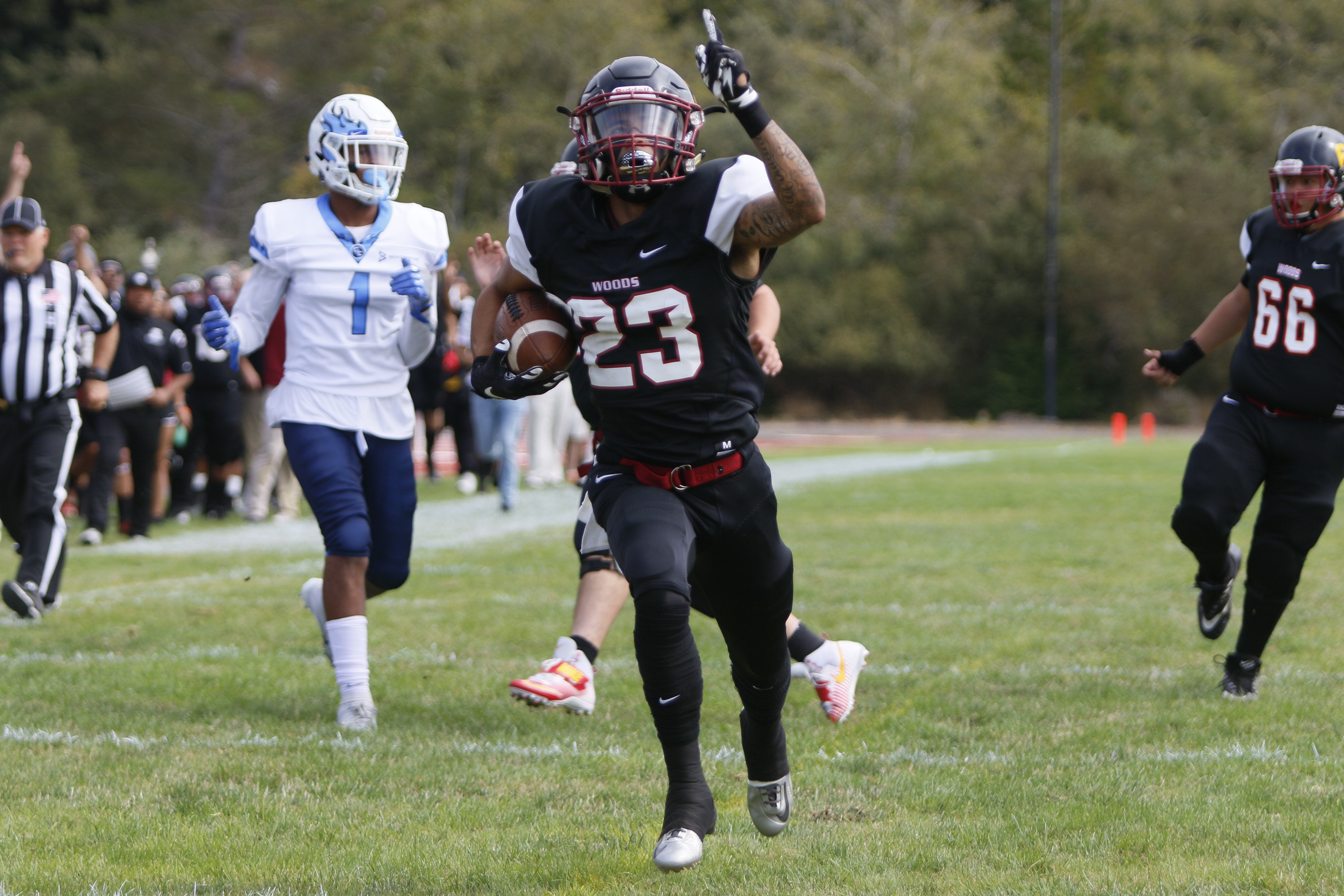 Juco Football: Redwoods To Play Home Opener – Times Standard Regarding When Does School Start At College Of The Redwoods After Winter Break