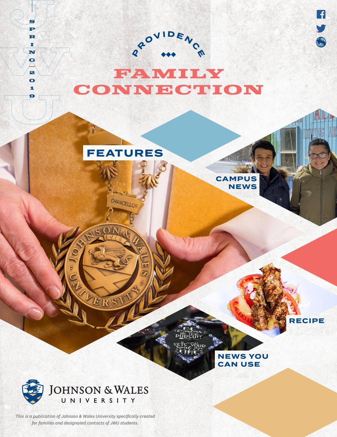 Jwu Family Connection | Providence Campus, Spring 2019 Regarding Johnson & Wales University Spring Break 2021
