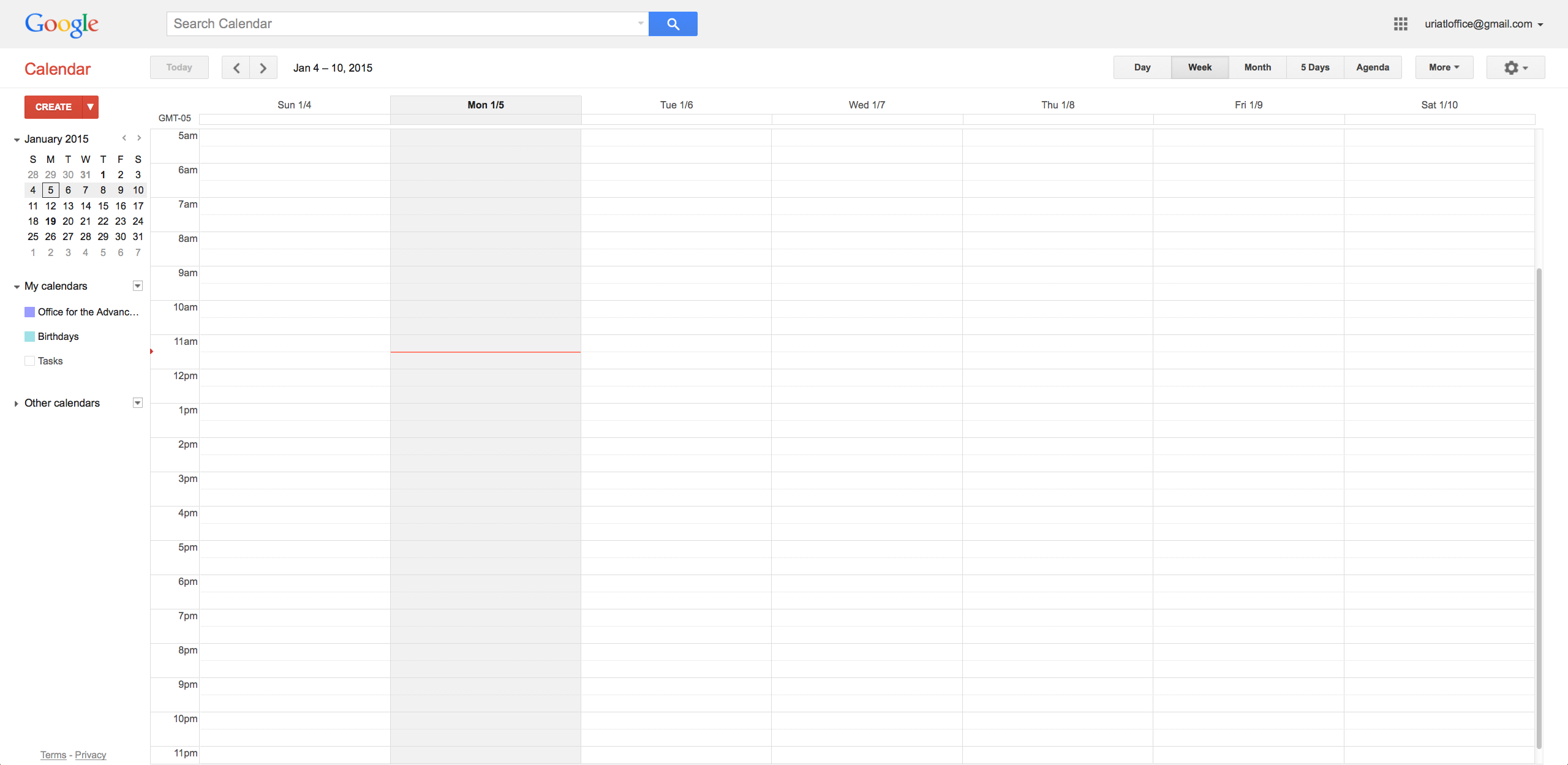 Keeping Track Of Important Dates Using Google Calendar Pertaining To Uri Calendar Academic