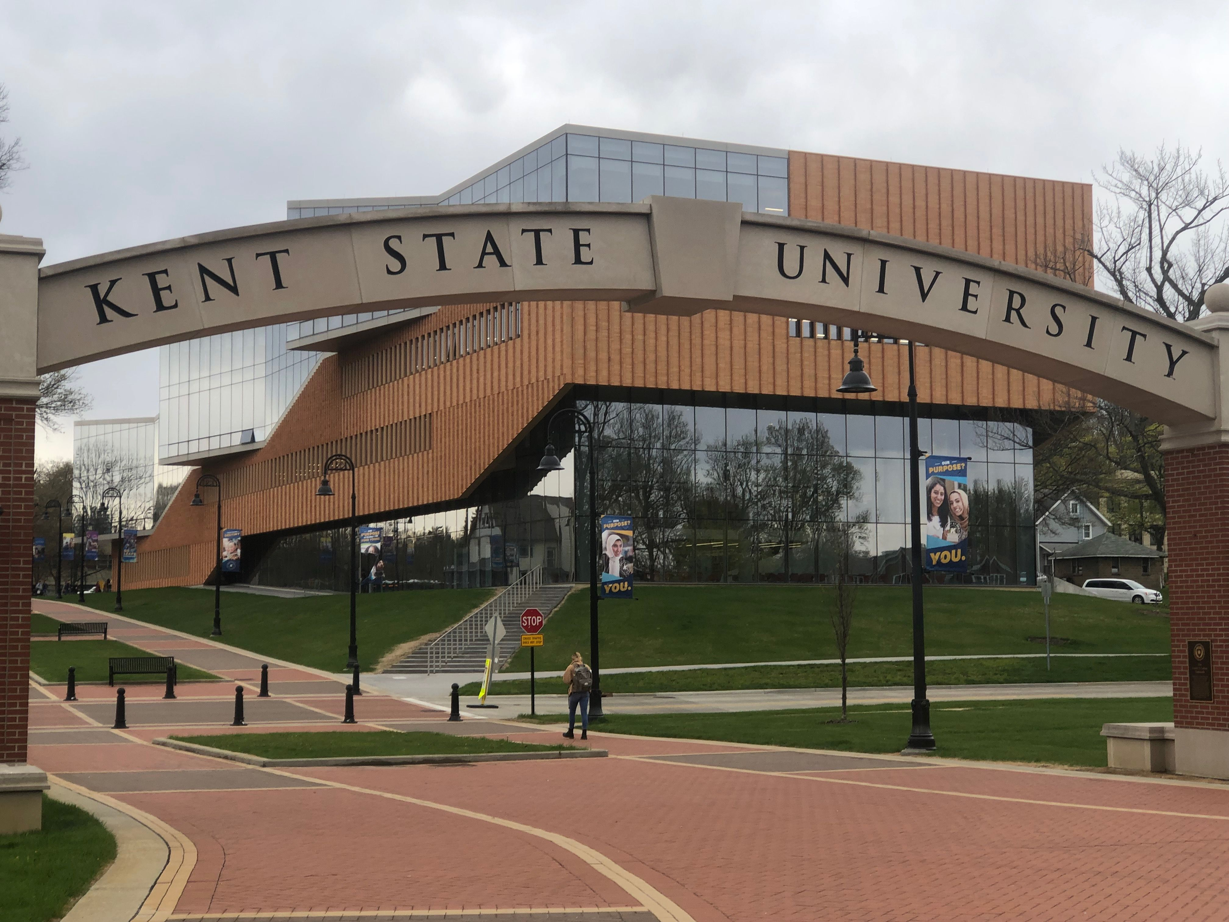 Kent State University Cancels Face To Face Classes For For Akron University Spring Break 2020