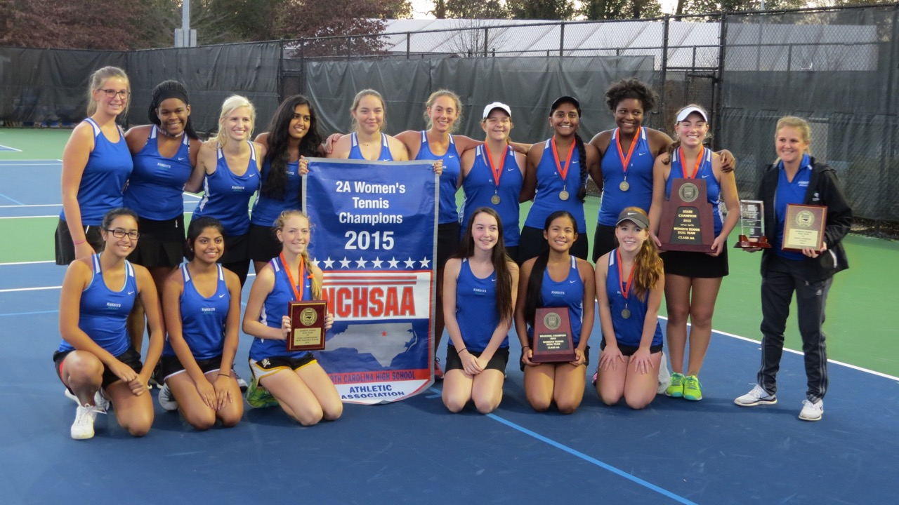 Lake Norman Charter Takes 2 A Women's Dual Team Tennis Title In Lake Norman High School Schedule