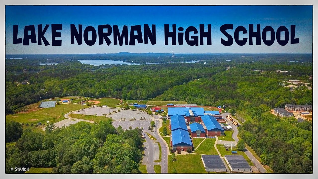 Lake Norman High School, Mooresville, Nc (Dji Mavic Pro Footage) Inside Lake Norman High School Schedule