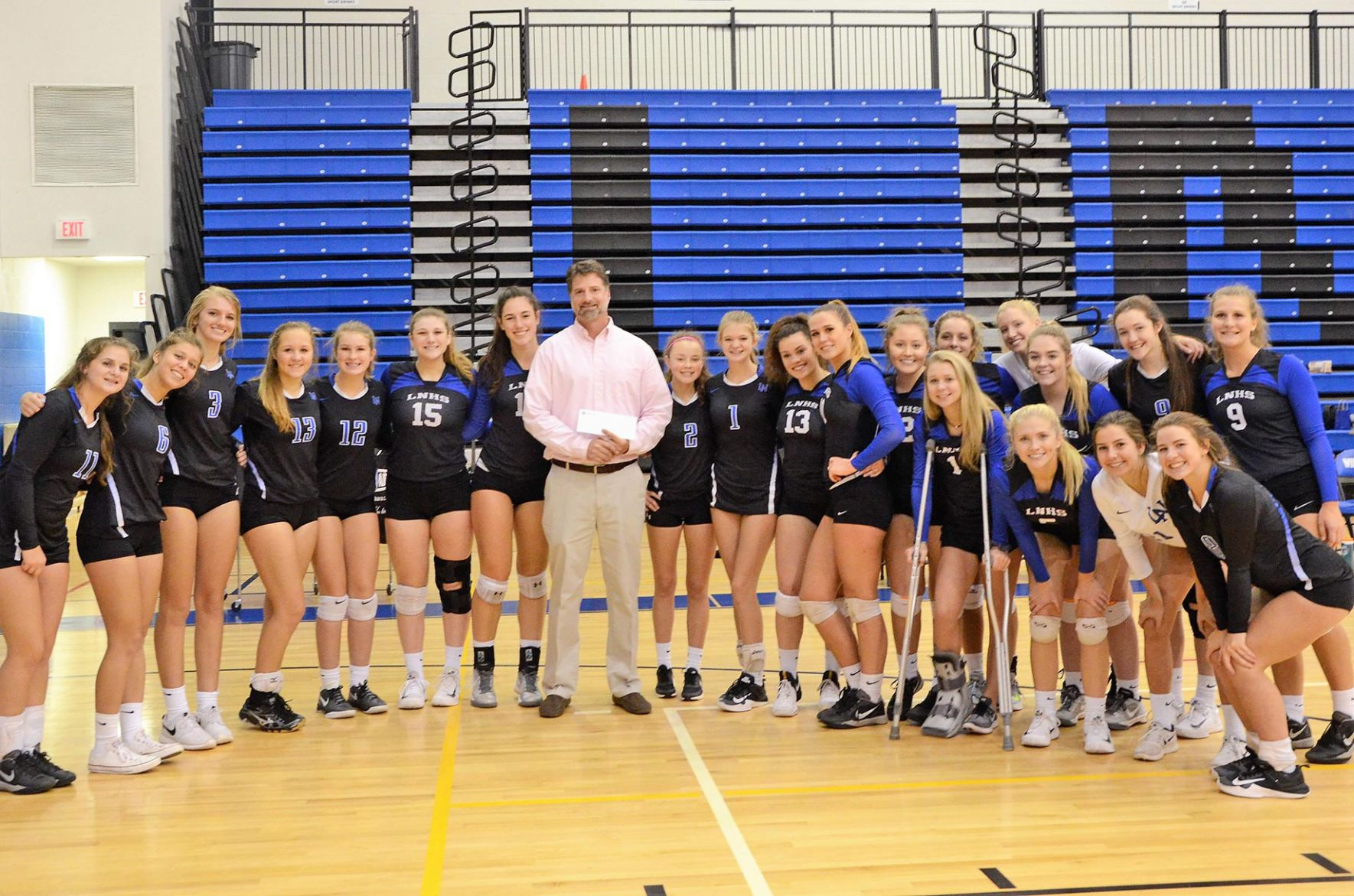 Lake Norman High School Volleyball Dig Pink | Lake Norman With Regard To Lake Norman High School Schedule