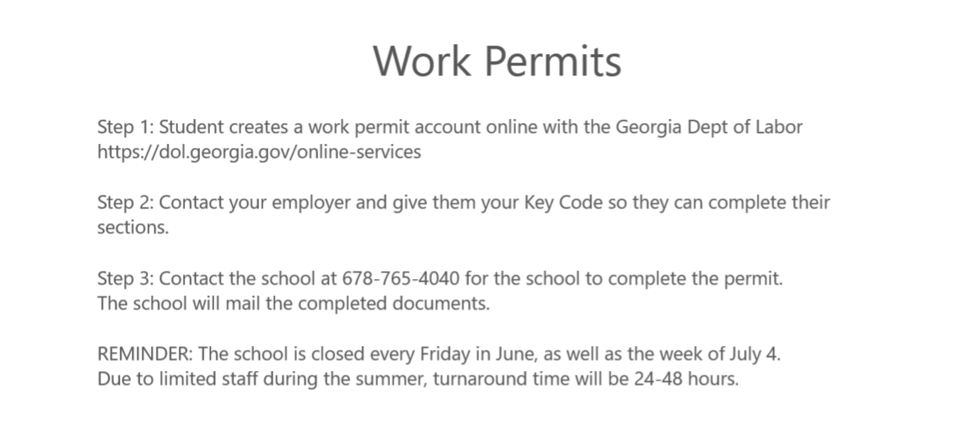 Lanier Hs / Homepage In Georgia State Summer School Schedule