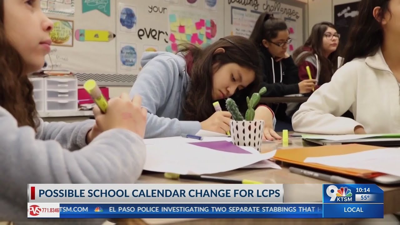 Las Cruces Public Schools Proposing To Extend The Academic School Year Pertaining To Las Cruces Public Schools School Calendar