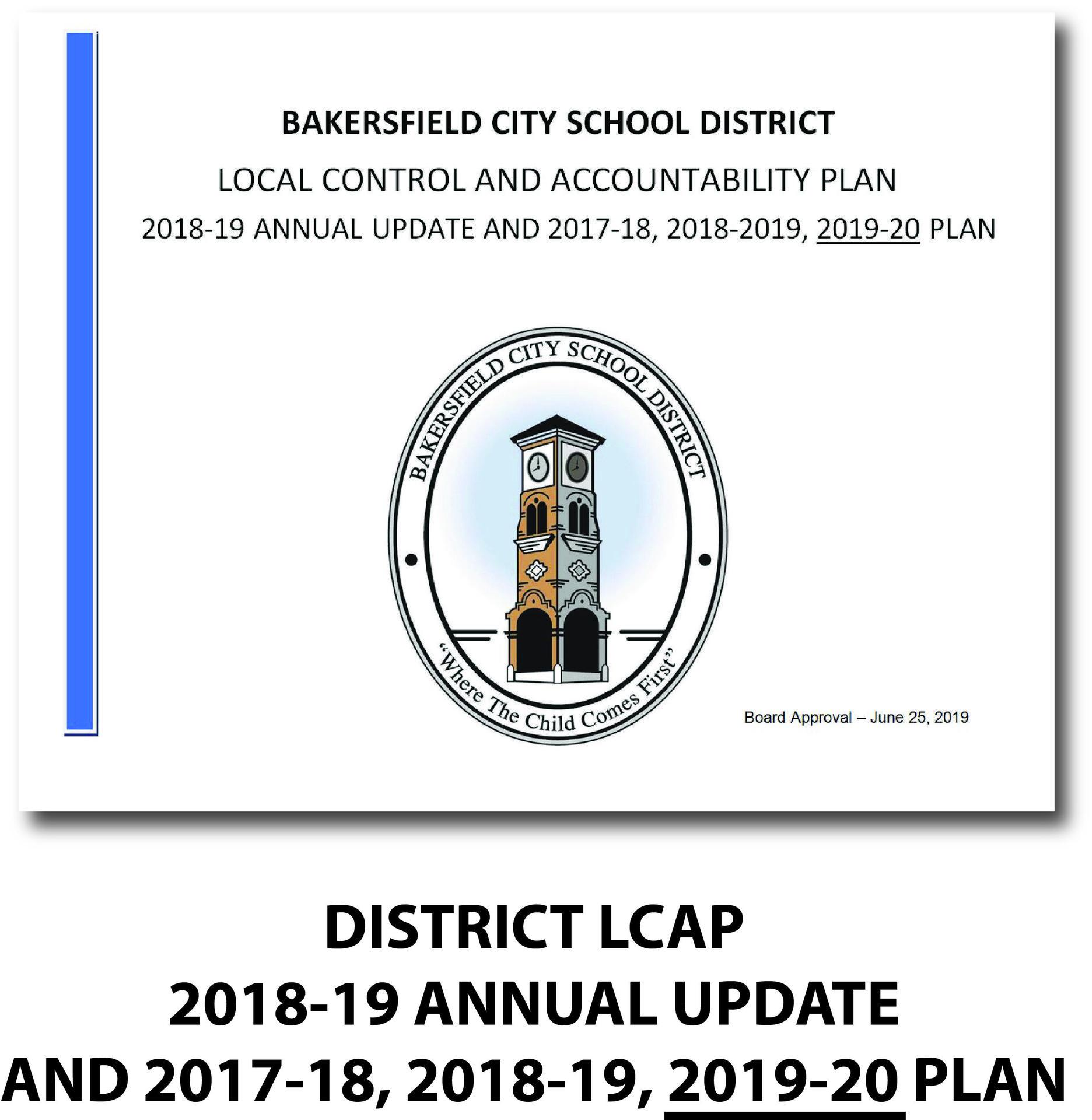 Lcap – Lcap – Bakersfield City School District Inside Bakersfield City School District Calender